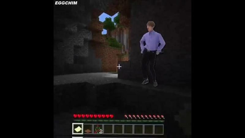 Minecraft machine broke