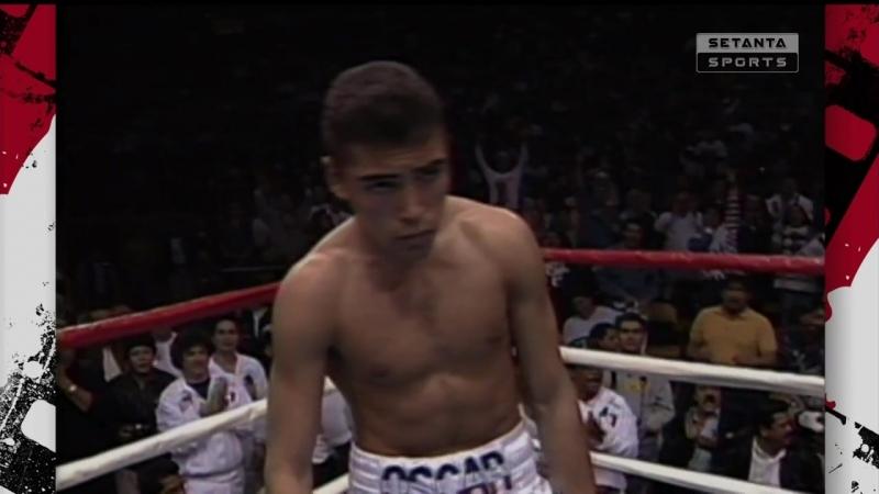 Оскар Де Ла Хойя vs Ламар Уильямс полный бой 23 11 1992
