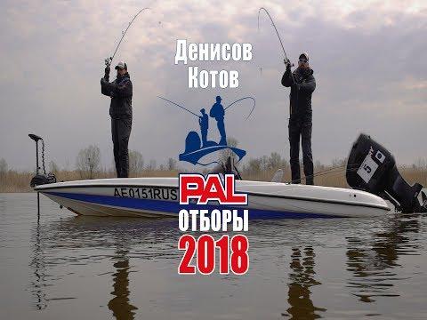 Pro Anglers League 2018. Отборы. Тренировка экипажа Денисов - Котов.