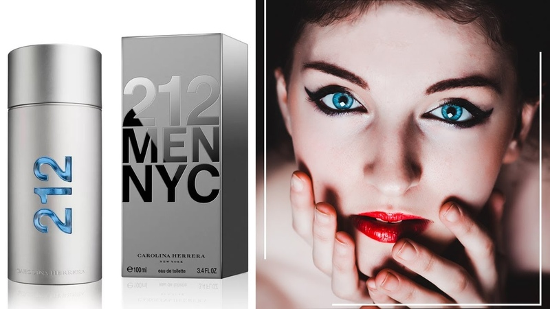 Carolina Herrera 212 Men Каролина Херрера 212 мен - обзоры и отзывы о духах