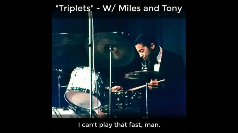 Triplets w/ Miles and Tony