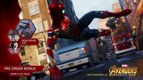 Marvel Spider-Man PS4 Avengers Infinity War Spider-Man Suit Trailer