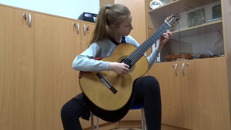 Харитонова Мария