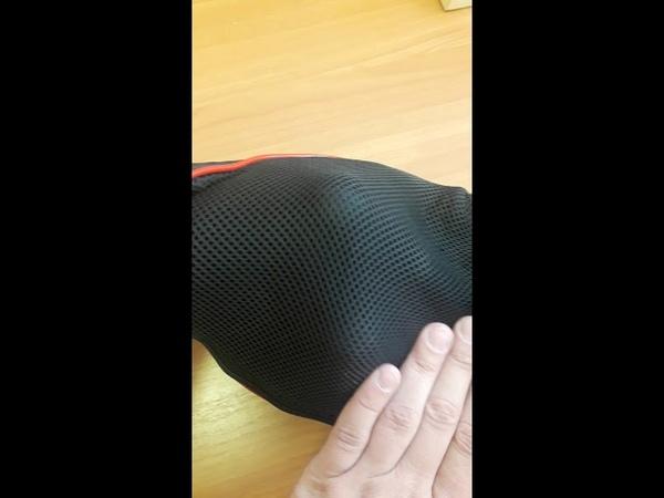 Беспроводной роликовый массажер для тела Deep Tissue Massager (4 функции)