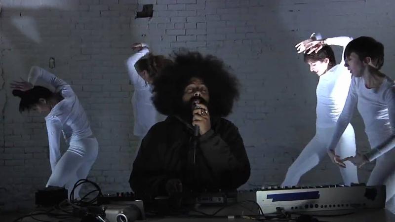 Reggie Watts   Wax and Wane