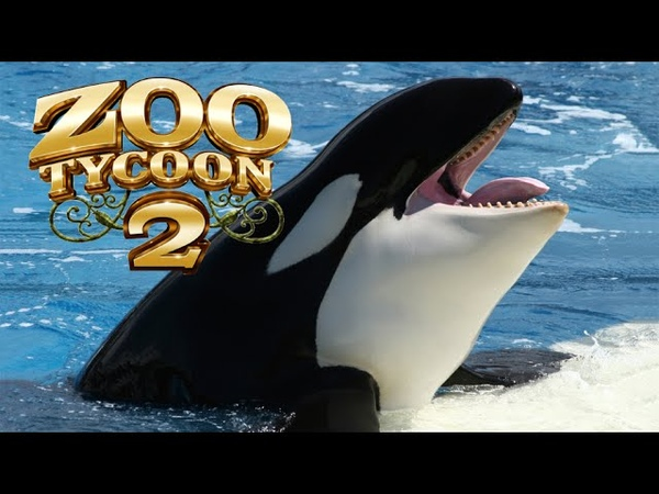 Zoo Tycoon 2: Orca Exhibit Speed Build 1