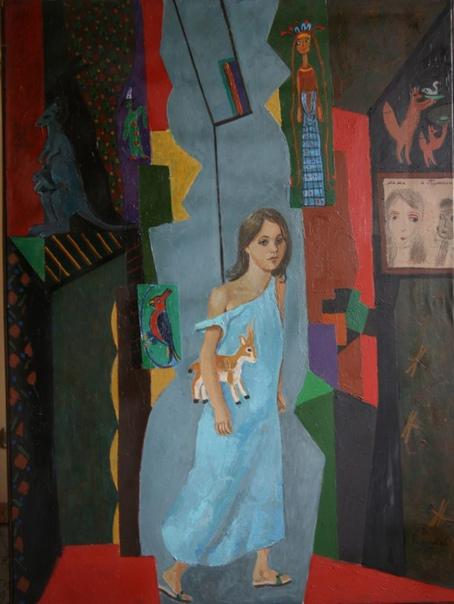 Вадим КУЛАКОВ (1939 - 2017) «Я убежден, что жизнеспособность произведения определяется вложенной в него энергией души, искренностью чувств и правдивостью переживаний» В.А.Кулаков родился в 1939