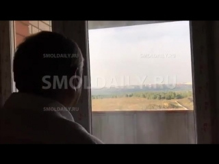 Сергей Неверов показал свою квартиру в #Смоленск