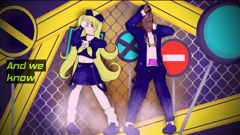 VOCALOID Cover 劣等上等 BRING IT ON English Macne Nana and Cyber Songman