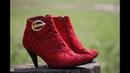 Обувь крючком подборка из более 50 шедевров