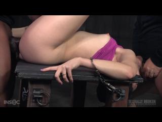 Sexuallybroken - december 7, 2015 - aria alexander (трахают связанных - бондаж,секс bdsm бдсм)