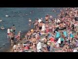 Продолжаю снимать обзор пляжа ДВВИМУ 19.8.18 Дмитриев Дмитрий