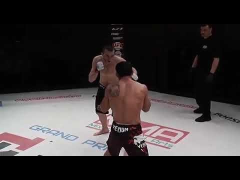 ACB 5: Magomed Magomedkerimov vs. Ibragim Tibilov