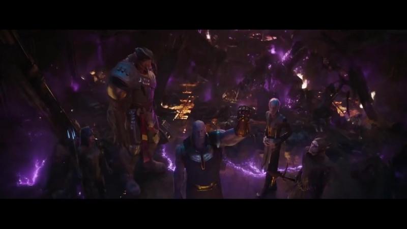 2018 тв спот фильма Мстители Война бесконечности смотреть онлайн без регистрации