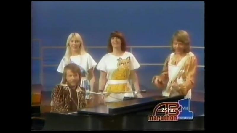 ABBA I Do I Do I Do I Do I Do American Bandstand 75 HQ