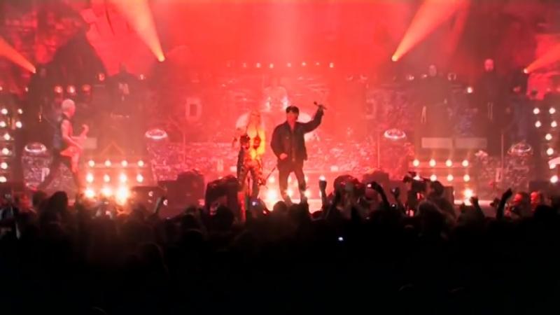 Doro feat Scorpions Big City Nights