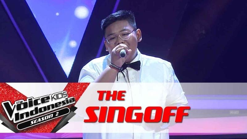 Maikhael Cinta Kan Membawamu Kembali Sing Off The Voice Kids Indonesia Season 2 GTV 2017