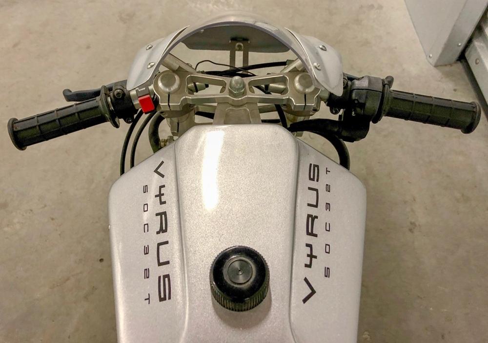 Минимото Vyrus 50 C32T 2005