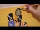 «Уроки рисования». Живопись тингатинга