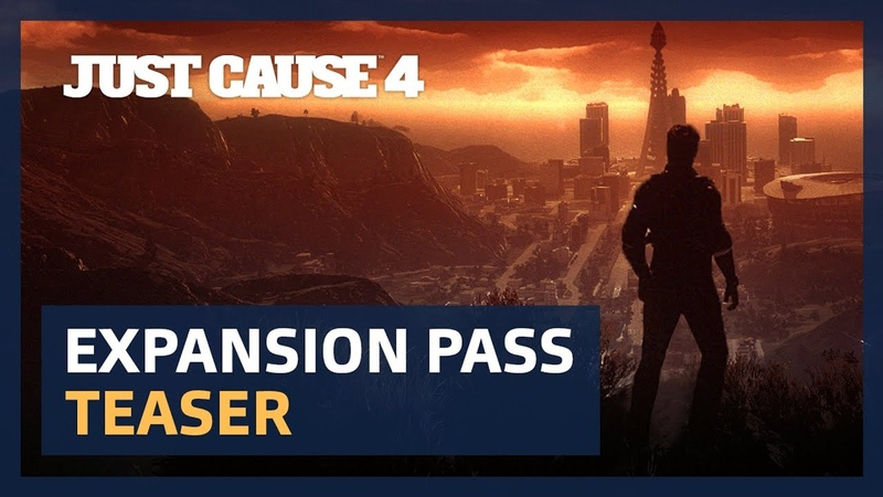 Just Cause 4 Expansion Pass Teaser [PEGI]