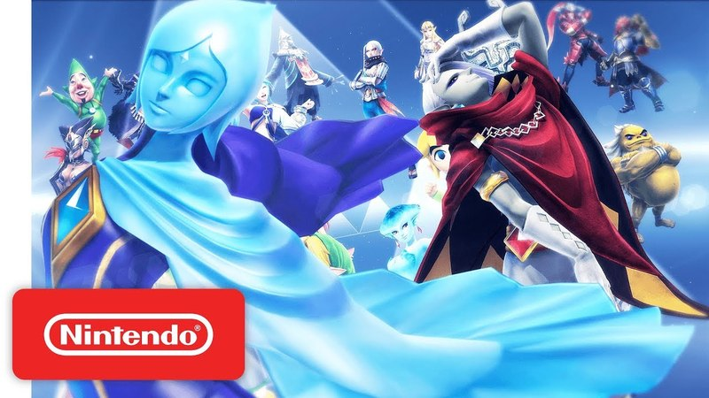 Hyrule Warriors: Definitive Edition - Character Highlight Series Trailer 5 - Nintendo Switch