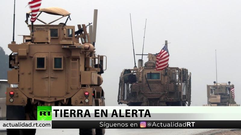 EE.UU. envía equipos a Siria tras voto de senado contra retirada