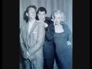 Мэрилин Монро Дин Мартин и Джерри Льюис на радио шоу 1952 й год