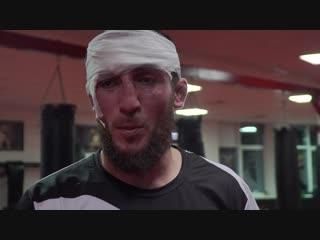 Интервью Шамиля Шахбулатова после боя