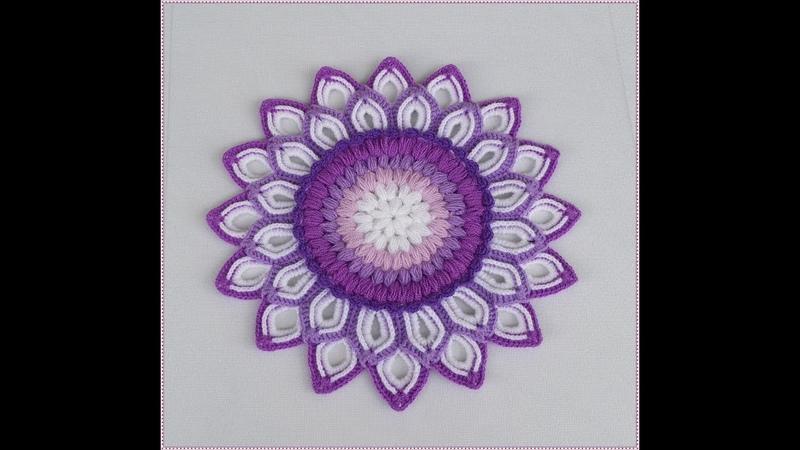 Ay Çiçeği Lif Yapımı ( Detaylı Anlatım )