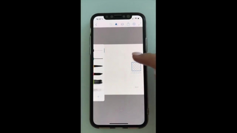Обработка nail фото