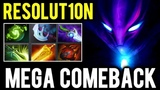 Resolut1on 7.19c Spectre - Megacreep Comeback Epic Game