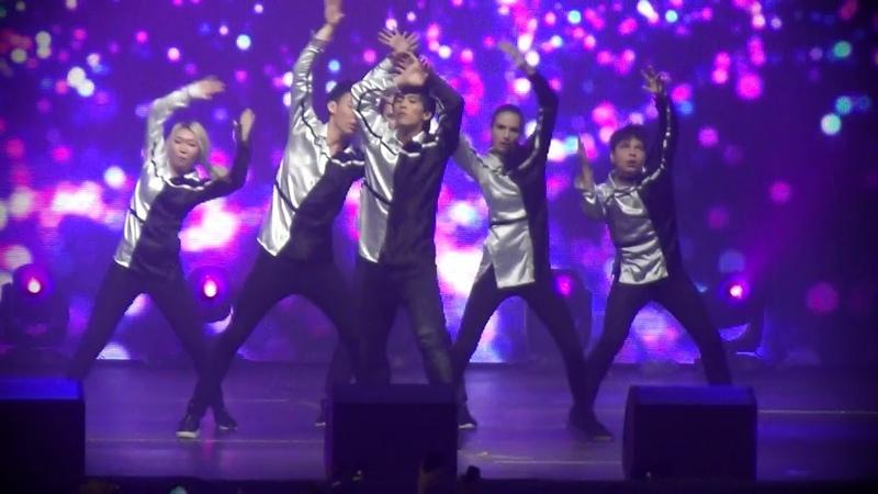 180608 Kpop cover dance festival HitWave