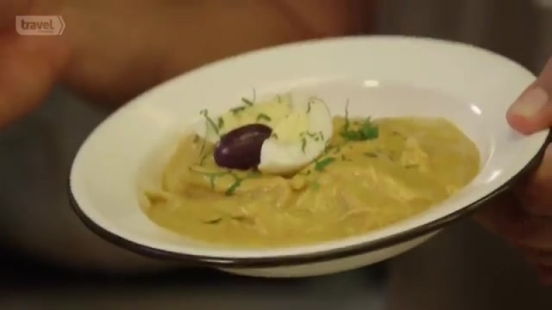 Необычная еда Лима, Перу