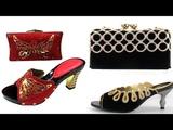 ZAPATOS DE FIESTA Conjuntos de zapatos de fiesta y bolsos