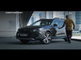 Subaru // Дизайн | Программа №1