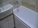 Ремонт в ванной под ключ. ЖК Марсель