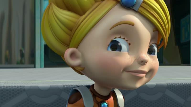 Премьера! Алиса знает, что делать! на СТС Kids