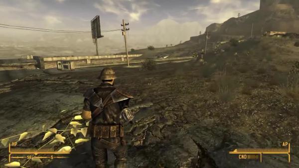 Геймер прошел Fallout: New Vegas на самой высокой сложности без единого убийства и смертей