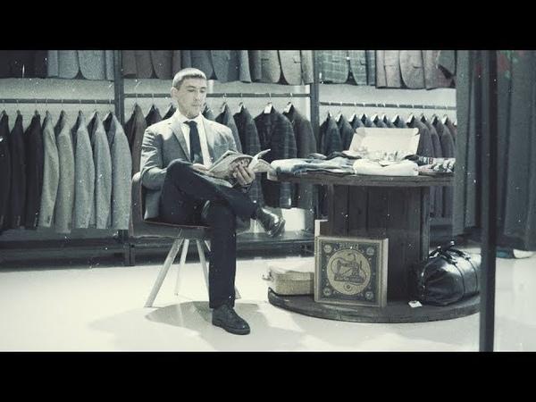 Реклама магазина одежды MEN'S LOOK