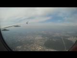 S7 AirLines Санкт-Петербург - Москва