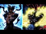 One Punch Man Manga chapter #92 Garou Vs Lord Orochi