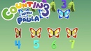 Counting with Paula Minisode 116 - Beautiful Butterflies