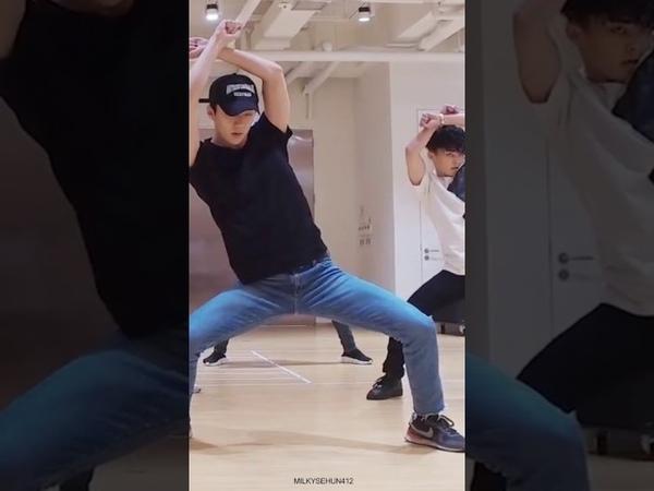 EXO 전야 (前夜)_The Eve Dance Practice SEHUN 세훈 Focus.