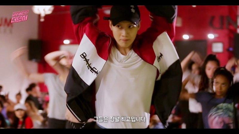 티저. 은혁X기광X태민XNCT 지성X리아킴 댄스 디렉터 도전 리얼리티 l WHY NOT 더댄서 l EunhyuckXG