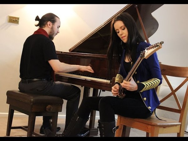 Dragon Age Theme, Guitar / Piano version - The Commander In Chief her brother W. Hagen