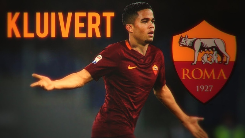 Justin Kluivert 2018 19 Incredible AS Roma Goals And Skills HD
