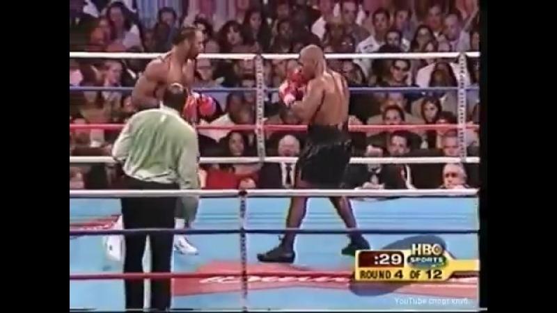Бокс. Майк Тайсон - Леннокс Льюис. (комментирует Гендлин) Mike Tyson v Lennox Le.mp4