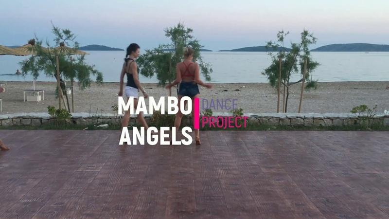 Mambo Angels. Наша репетиция на берегу Адриатики.