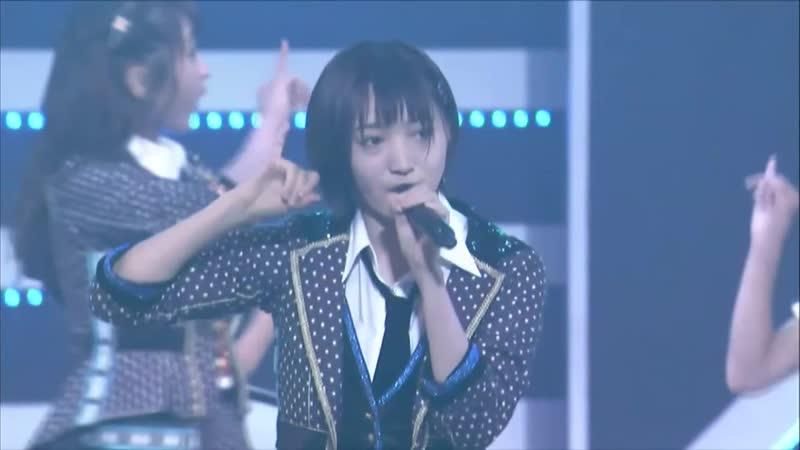 NMB48 Team BII - Seishun no Lap Time @ 180830 NMB48 LIVE IN SUMMER 2018 (Hiroshima)
