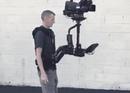 Steadicam G70x demonstrated by Chris Fawcett